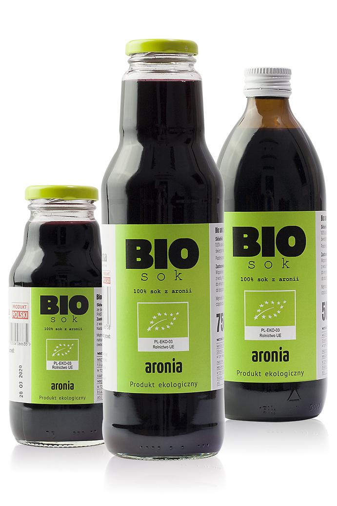 Bio sok aronia– 100 % aronia